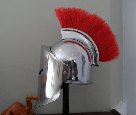 Greek Roman Helmet